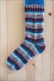..'Arctic Mermaid' Vesper Sock Yarn DYED TO ORDER